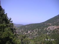 Вид от Монолитоса