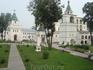 Ипатьевский монастырь. Вид на воскобойную башню.