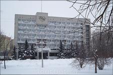 """гостиница """"Дом Иностранных Специалистов"""" на ул. Цивильской"""