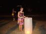 если будете на Пхукете (в переводе остров желаний) - обязательно загадайте желание и запустите фонарик