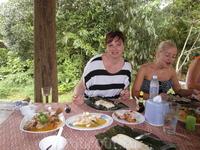 Обед на экскурсии в КаоСок