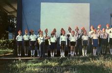 Это все ученики советской школы