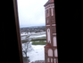 вид с верхней площадки одной из башен.