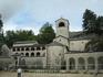 Монастырь в Цетинье. Черногория.