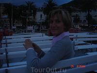 ура! мы плывём в Портофино