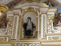 Св. Каталина Тамас - покровительница Майорки. Церковь в Картезианском монастыре.Вальдемосса.