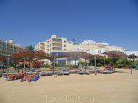 Пляж отеля Сфинкс