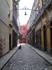 Старинная улочка в районе Санта Тереза