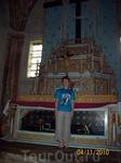 "Храм Святой Екатерины. Растущий крест ""The Miracle Cross"""