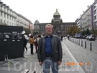 на Вацлавской площади 2