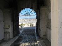 Вид из старого форта