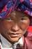Девушка в национальном костюме, Лех, Западный Тибет