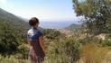 Вид на бухту Олюдениз.
