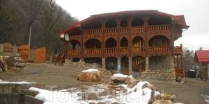 Гостевой дом у горы