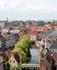 Бельгия. Вид на город с графского замка, самого большого в европе