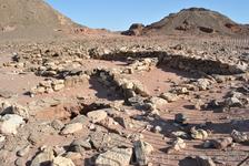 Национальный парк Тимна. Здесь плавили медную руду ещё до фараонов.