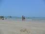 Пляж около нашего отеля