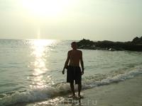 20 декабря 2010. Остров Ко Лан (пляж Самае)