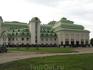 Национальный театр и гостиница