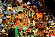 Фонарики на Египетском базаре