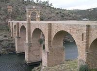 Мост Алькантара
