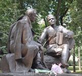 Путешествие в Смоленск. Памятник Василию Теркину