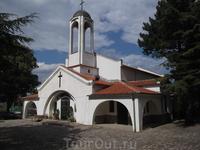 Церковь Иоаннна Предтечи  в ОБЗОРЕ