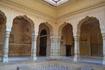 Внутренний дворик Тигриный форт