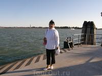 Плаваем по Венецианской лагуне...