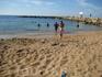 Около нашего отеля тоже была такая лагунка и как видите люди во всю купаются, хотя это 25 ноября.