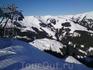 Самый длинный  в  Китцбюэле панорамный 3S !