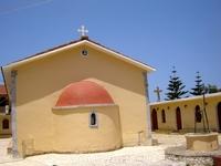 Греция. о.Кефалония. Святая обитель Кипуреон
