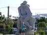 Памятник у автовокзала