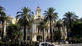 Malaga, Auntamiento