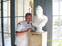 Мы в Воронцовском Дворце