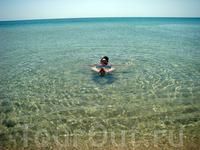 Море, море, день чудесный