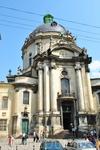 Доминиканский Собор Тела Господня (1742-1792 гг.) До конца 18 века собор был готическим. Именно в том, старом соборе в 1707 году Петр 1 подписал документ ...