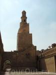 Минарет мечети Ибн Тулуна(9-ый век).