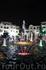 одна из центральных площадей в Порт эль Кантауи, вечером работает цветной фонтан