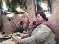 Прага,греемся глинтвейном и дегустируем штрудель