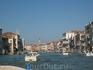 Главный канал Венеции - с этого ракурса город не отличить от Петербурга.