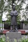 Памятник Вигеланду.