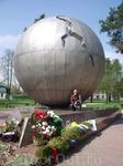 Симпатичный глобус