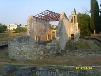 храм Артемиды 6 в.до н.э.