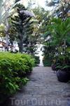 Маленький, скромненький, но уютный отель Vinh Suong Resort.