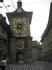 В прошлом она была частью городских укреплений, ворота в башне были одними из нескольких городских ворот. На восточном фасаде башни расположены астрономические ...