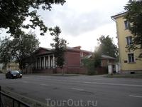 на улицах Вологды