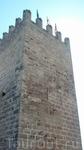 Крепостная стена в Алькудии