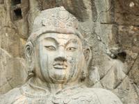 Эти статуи считаются верхом мастерства в создании буддийских скульптурных изображений