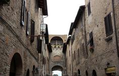 San Gimignano - ничего не изменилось за последние 7 веков...